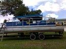 pontoon boat 24 foot