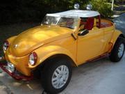 Volkswagen 1970 Volkswagen Beetle - Classic Custom Convertible Roa