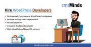 Hire WordPress Developers - cmsminds