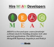 Hire Mean Stack Developers - cmsminds