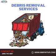 Debris removal services in Raleigh