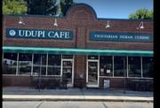 Udupi Cafe menu